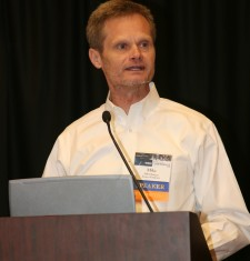 Mike Bergey at Wind Commerce 2009