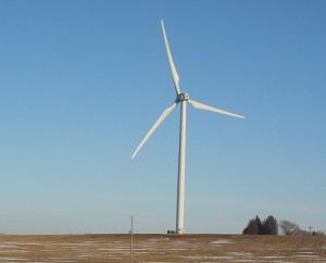 2 Turbines - Clipper 2.5 MW, 5 MW Capacity