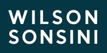 Wilson, Sansini, Goodrick & Rosati